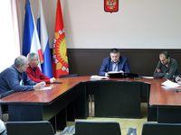 Состоялось заседание комиссии по подготовке программы «Формирование современной городской среды в городском округе Судак на 2018-2022 годы»