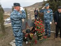 В Судаке возложили цветы к могилам солдат Великой Отечественной войны